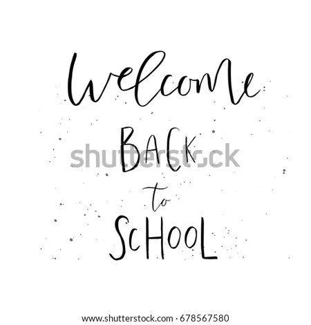 Awesome Welcome Back Banner Template Vignette - Resume Ideas - welcome back template