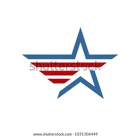 Star Logo Star Symbol Stock Vector (Royalty Free) 1031306449