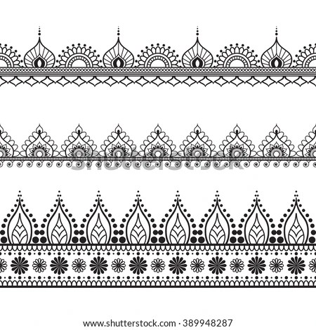 Decorative design elements hena Pinterest Design elements - free lined paper to print