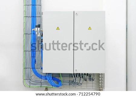 Old Schneider Fuse Box Wiring Diagram