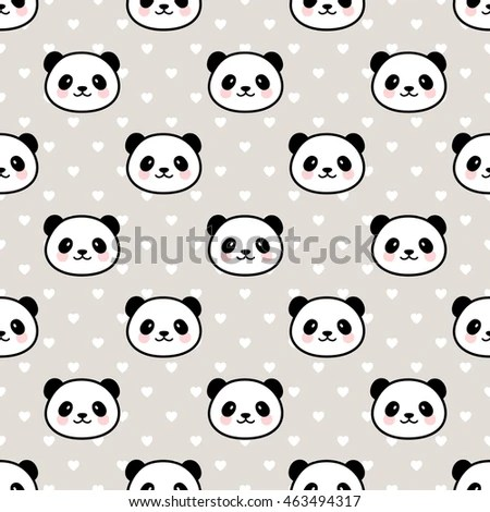 Girl With Balloons Wallpaper Panda Stock Images Royalty Free Images Amp Vectors