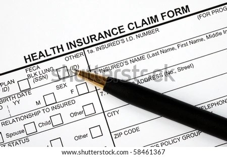 Medical Claim Stock Images, Royalty-Free Images \ Vectors - medical claim form