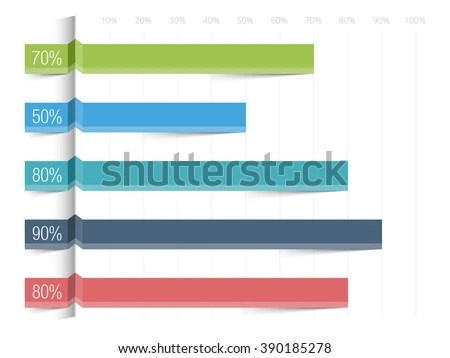 Bar Graph Stock Images, Royalty-Free Images \ Vectors Shutterstock - bar graph templates free
