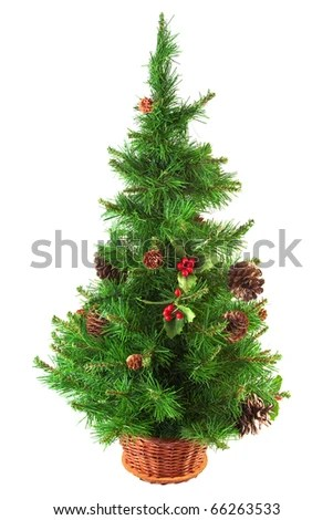 Small-decorative-christmas-trees-111 decoration 43 phenomenal - small decorated christmas trees