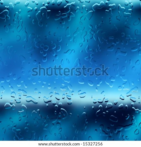 Water Droplets Background Stock Illustration 15327256 - Shutterstock - water droplets background