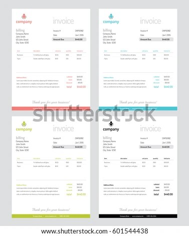 Invoice Stock Images, Royalty-Free Images \ Vectors Shutterstock - invoice models