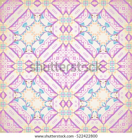 Geometric Seamless Patterns Endless Vector Texture Stock Vector