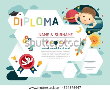 Sample Certificates For Kids StaruptalentCom