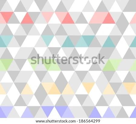 Colorful Tile Background Illustration Grey Yellow Stock Illustration