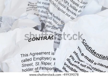 47 + contractor confidentiality agreements - contractor confidentiality agreement