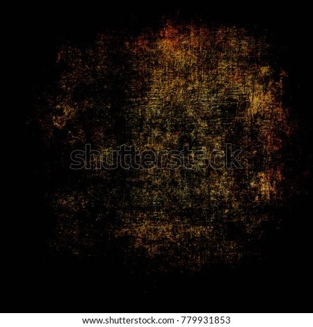 Colorful Abstract Background Amazing Dark Wallpaper Stock