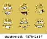 Cartoon Face Free Vector Art - (9280 Free Downloads)