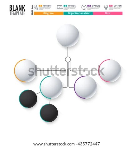 Color Chart Template Diagram Template, Organization Chart - general color chart template