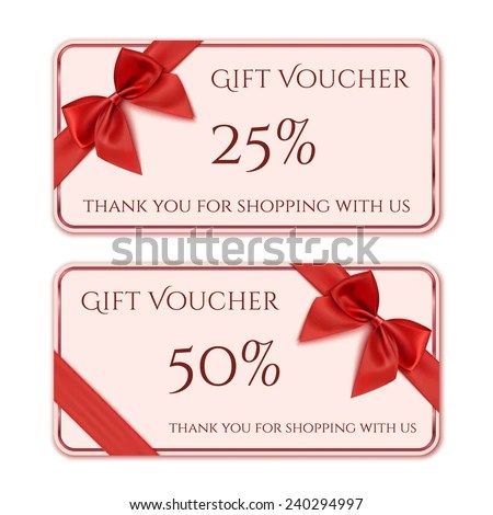 Doc#585430 Christmas Gift Vouchers Templates u2013 Christmas Gift - christmas gift vouchers templates