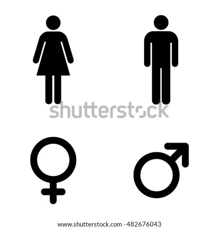 YouTube   Sign Language For Bathroom Man Lady Toilet Sign Male Female Stock  Vector 302258540   Shutterstock   Sign Language For Bathroom ...