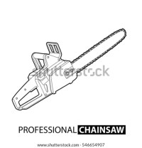 Chainsaw Coloring Page The Gallery For