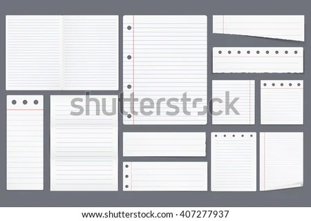 Blank Lined Page, lined paper template - 12+ free word, excel, pdf - lined page