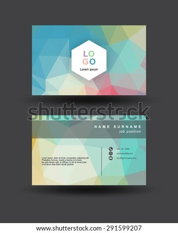 Modelo #2 Cartão de Visita Pinterest Cartao, 2), and De - line card template