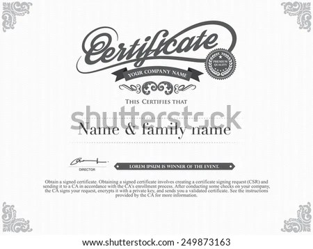 Prize voucher free vector download (186 Free vector) for commercial - prize voucher template