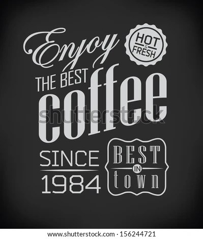 With McQuillan Bros Plumbing Heating A C and Rooter service - coffee menu