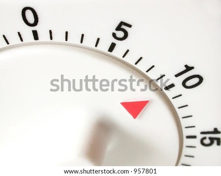 set timer 10 mins