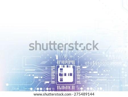 Circuit Board Design Background Vector Stock Vector HD (Royalty Free - circuit design background