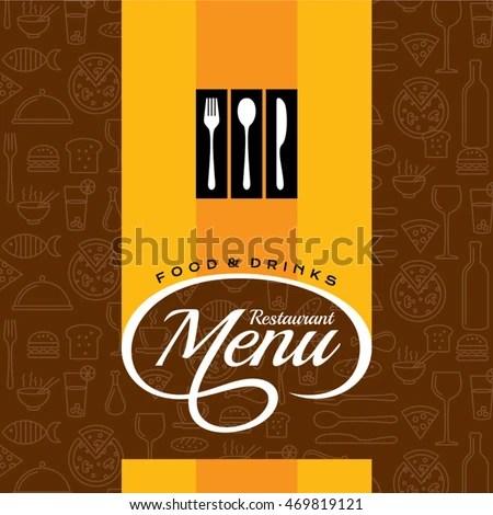 restaurant menu card design templates - Onwebioinnovate