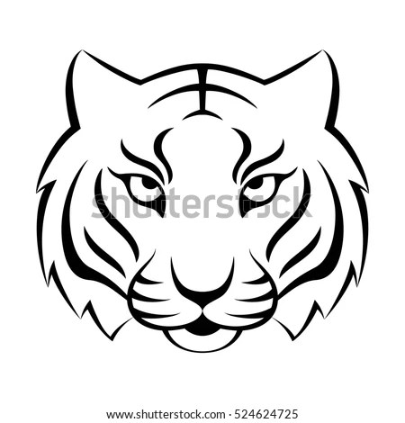 Tiger Face Template Printable wwwpicturesso