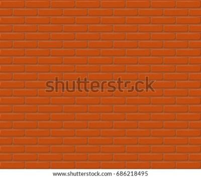 Red Brick Wall Clipart 库存图片、免版税图片及矢量图   Shutterstock