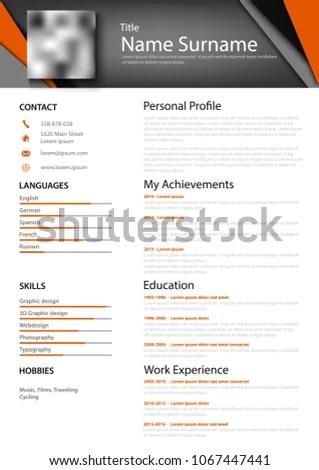 colored resume - Onwebioinnovate