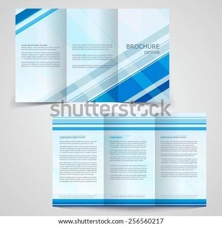 2 sided brochure templates - Bire1andwap - double sided brochure templates