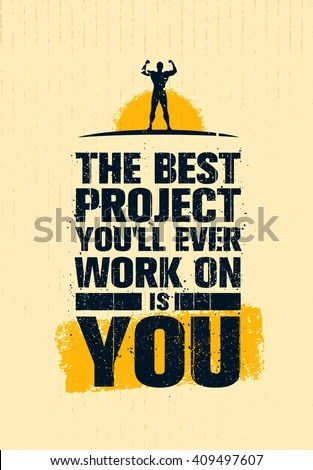 Best Project You Will Ever Work Stock Vector 409497607 - Shutterstock