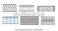 Balcony Railing Stock Images, Royalty