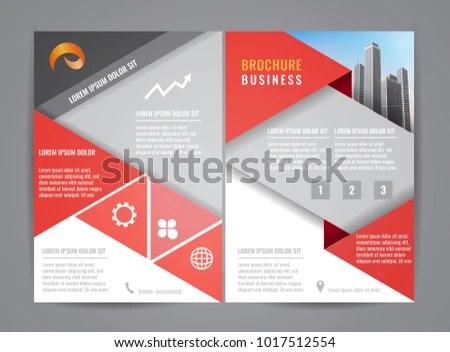 modern design flyer modern pamphlet design business leaflet layout