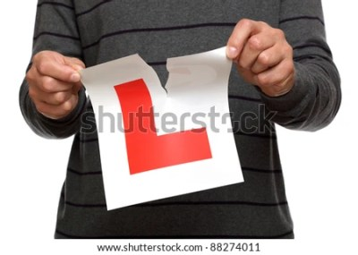 L Plate Stock Photos, L Plate Stock Photography, L Plate Stock Images : Shutterstock.com