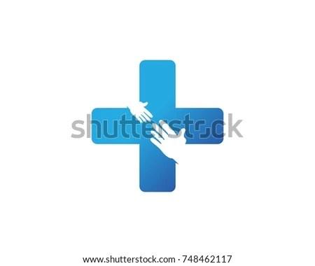 Medical Logos Template Stock Vector 748462117 - Shutterstock