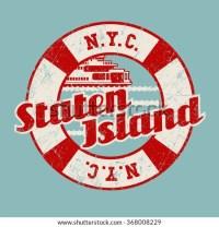 Staten Island Ferry Stock Vectors & Vector Clip Art ...