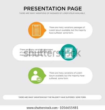 New Employee Terms Conditions User Guide Stock Vector HD (Royalty - free user guide template