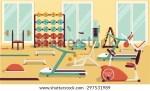 Simple Gym Icons Set Universal Gym Icons To Use For Web And Mobile Ui