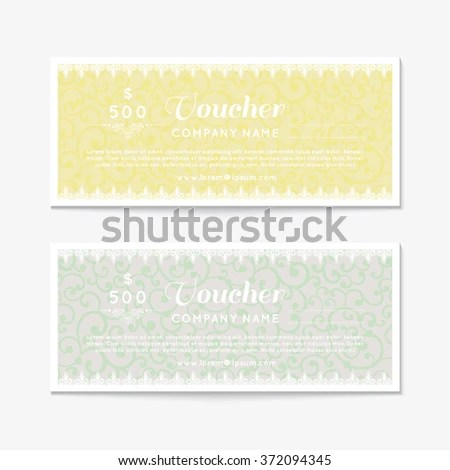One Thousand Dollar Bill Stock Vectors, Images \ Vector Art - money coupon template