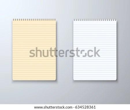 Notepad Paper Template Templatebillybullockus