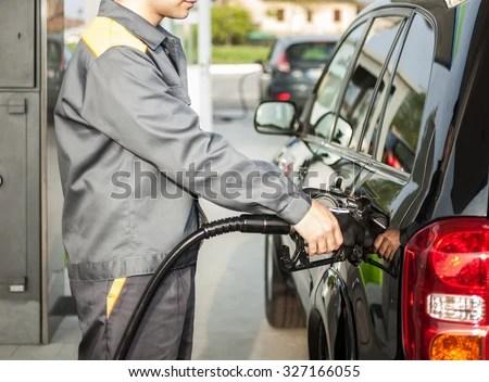 Gas Station Attendant Resume Sample