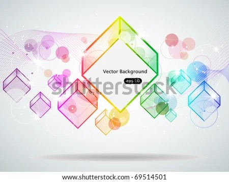 Free 3d Pile Of Bricks Wallpaper Rainbow Cubes Stock Images Royalty Free Images Amp Vectors