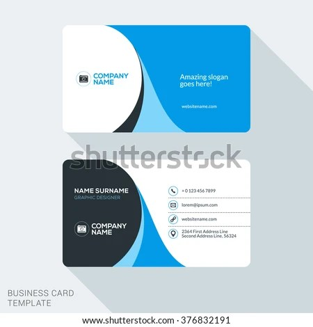 Id Card Template Stock Images, Royalty-Free Images \ Vectors - id card template