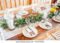 Wedding Table Setting Stock Images, Royalty-Free Images ...