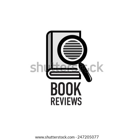 Book Reviews Service Logo Template Search Stock Vector (Royalty Free - book reviews template