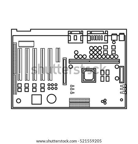 Motherboard Wiring - Newviddyup