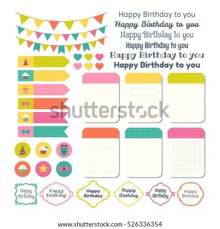 Birthday Planner Template Samplescsat - birthday planner template