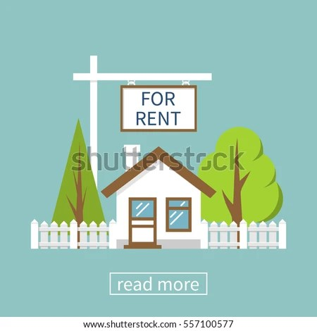 Home Rent Icon Real Estate Concept Stock Photo (Photo, Vector - house for sale sign template