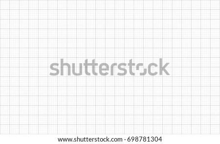 Graph Paper Black Grey Grid Lines Stock Vector 698781304 - Shutterstock - lines paper